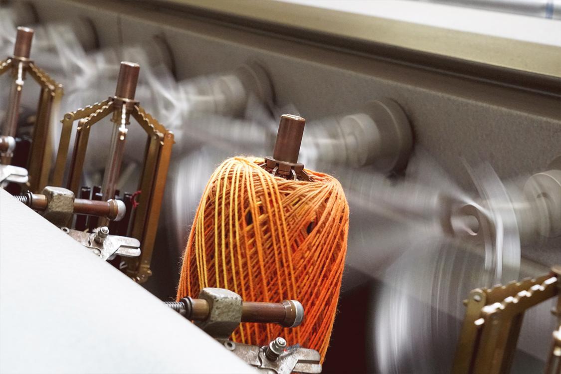 Textilfärberei Hirschhorn