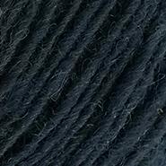 Inselschaf Friesischblau dunkel Wolle Ansicht