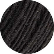 Inselschaf Reetgrau dunkel Wolle Ansicht